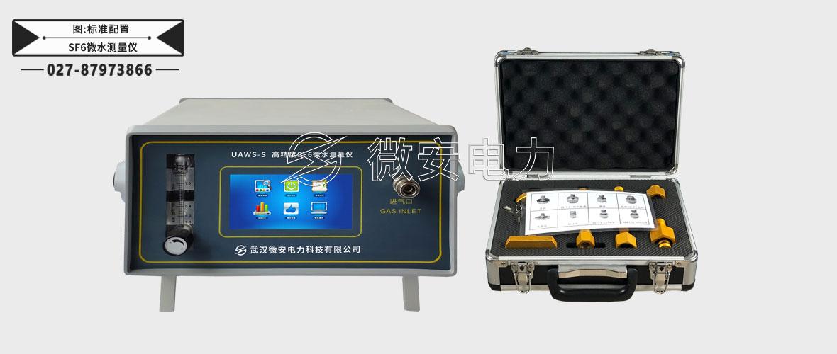 高精度SF6微水测量仪