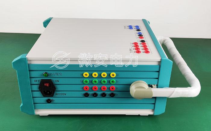 六相继电保护测试仪-电压电流各两组