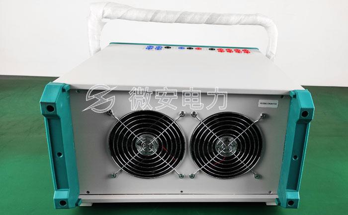 六相继电保护测试-散热风扇